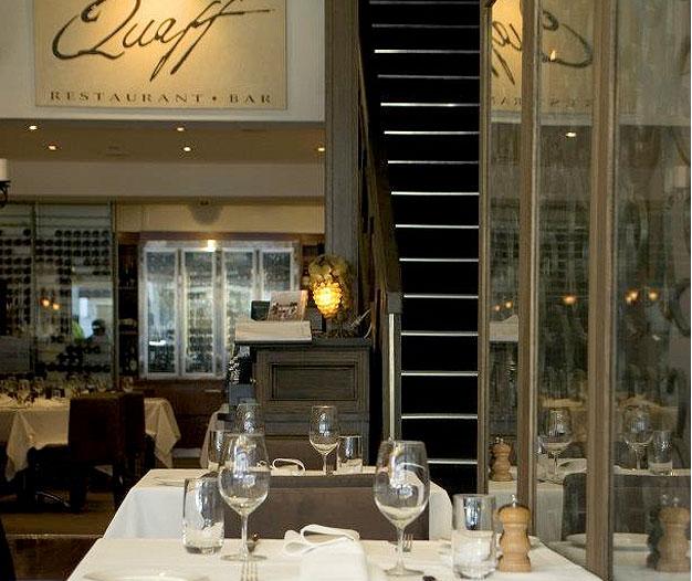 Quaff Restaurant Bar
