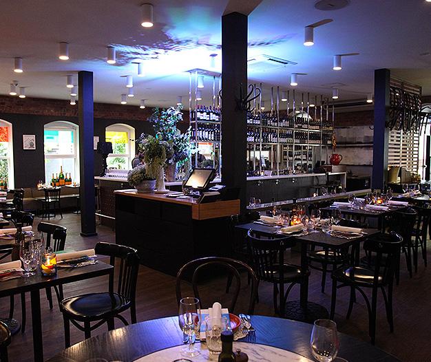 Sarti Restaurant