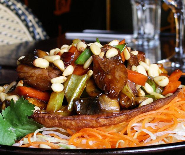 Chin Chin's At Koto Moon Restaurant