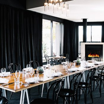 HERE'S 10 COSY PRIVATE DINING ROOMS WITH FIREPLACES IN MELBOURNE